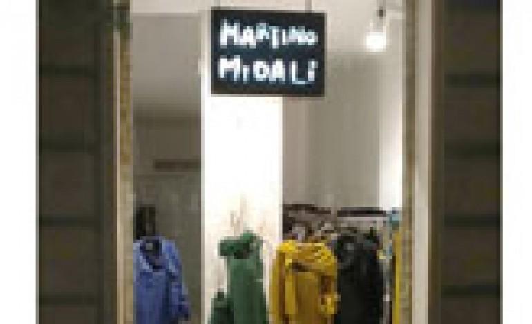 Martino Midali si espande, al via la quinta boutique romana