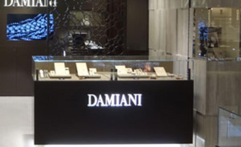 Damiani apre due nuovi punti vendita in Giappone