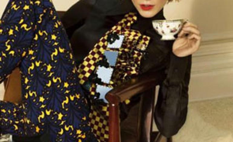 Chloë Sevigny è di nuovo il volto di Miu Miu