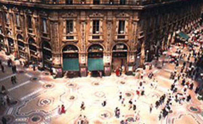 A Milano in Galleria arriva Giorgio Armani