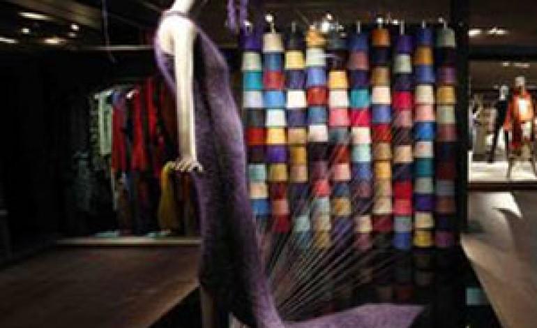 Lo spazio-museo di Lineapiù ripercorre 40 anni di moda