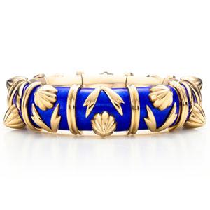 Un anello Tiffany