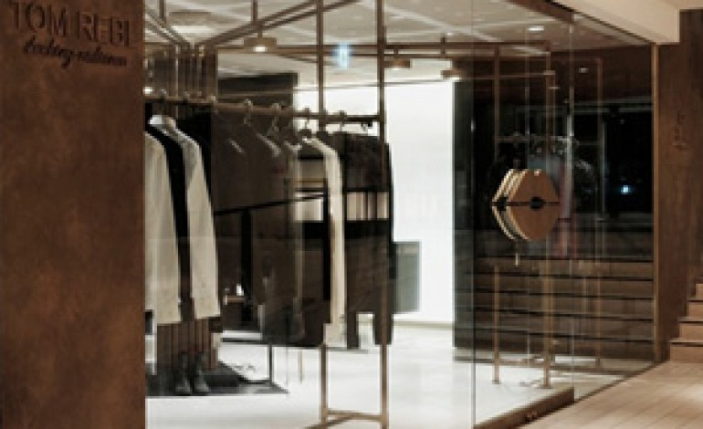 A Osaka il primo store Tom Rebl