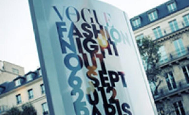 Il distretto di Saint-Honoré non vuole più la Vogue Fashion Night Out