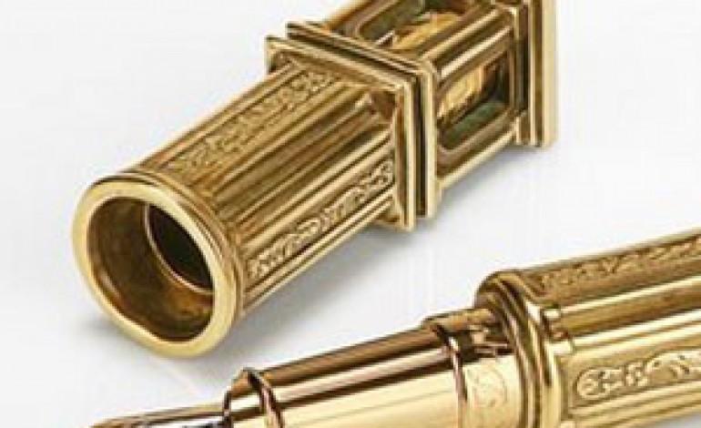 S.T Dupont farà penne e cancelleria Louis Vuitton