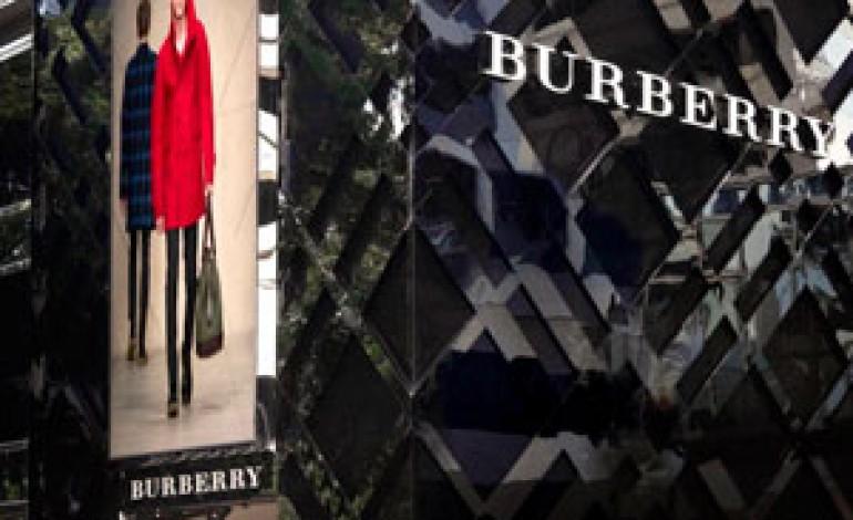 Burberry, nel primo semestre utili a +6%