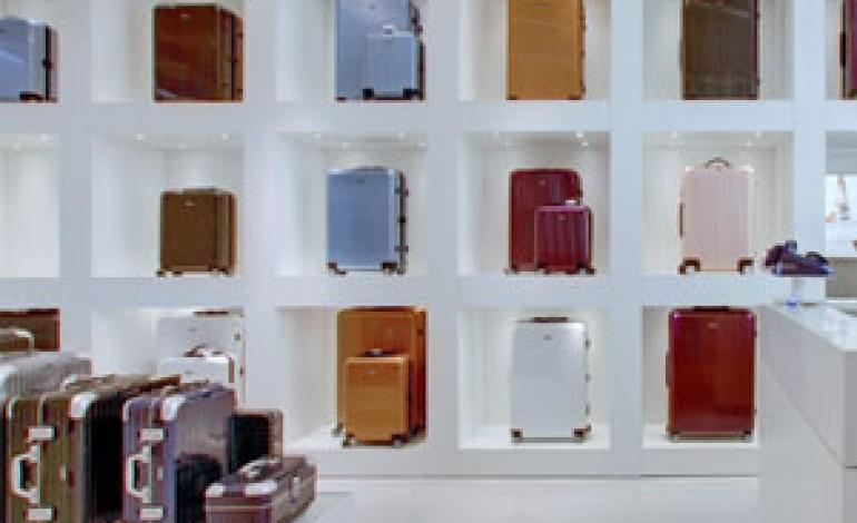 Rimowa apre a Vienna il suo 80esimo flagship store