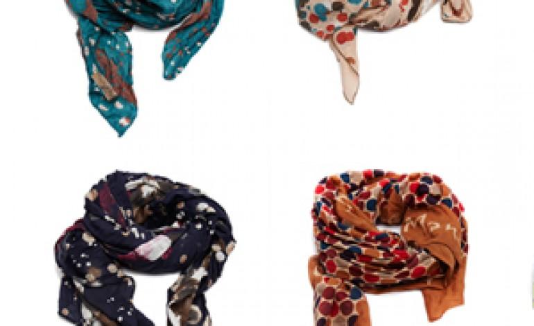 I maxi foulard di Manila Grace continuano a crescere