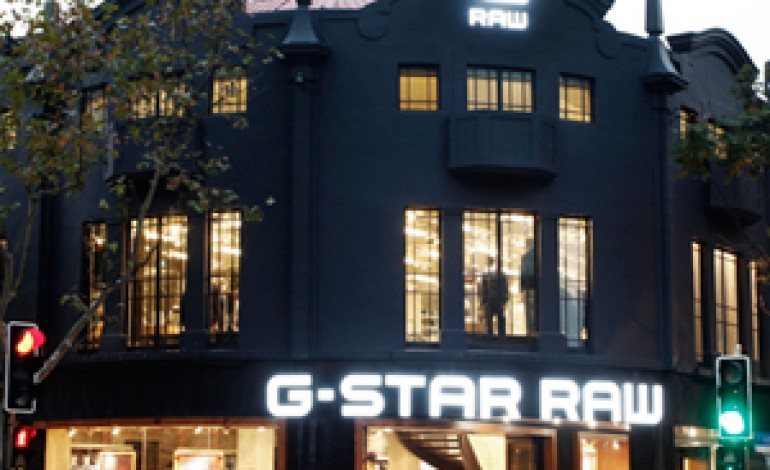 Nuovo store a Shanghai per G-Star
