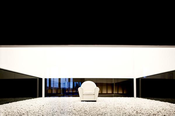 Poltrona Frau Museum - Ingresso