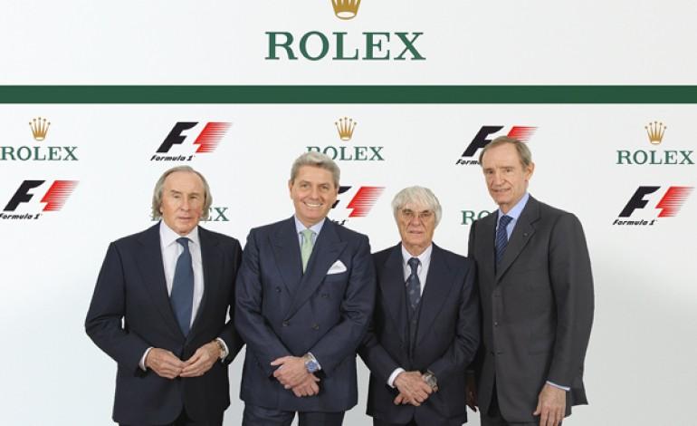 F1, nasce il Rolex Australian Grand Prix