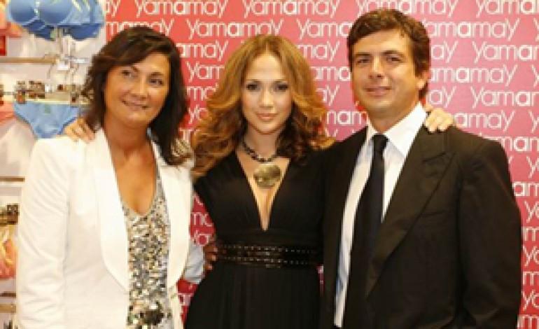 Jennifer Lopez, nuova collaborazione con Yamamay