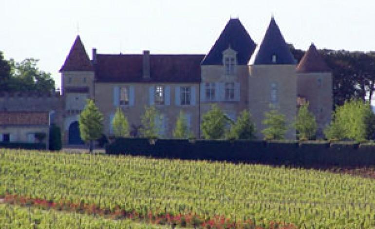 La cantina Chateau d'Yquem rinuncia al 2012