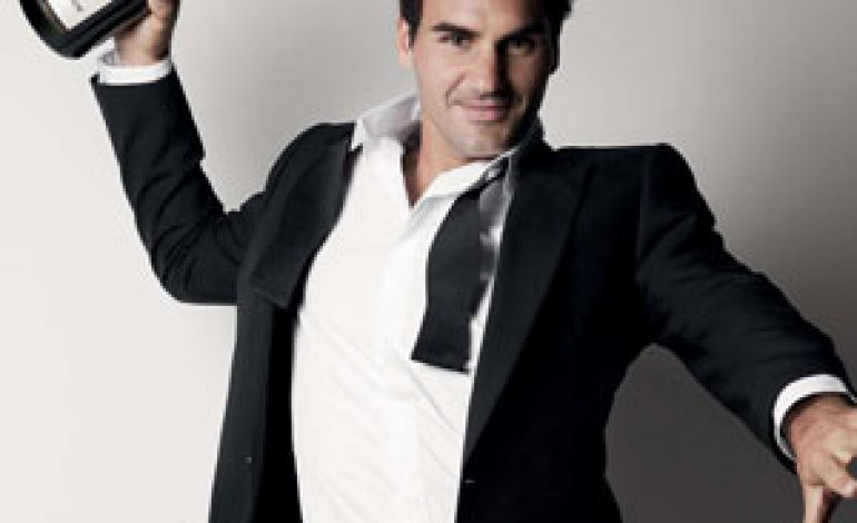Roger Federer brand ambassador Moët & Chandon