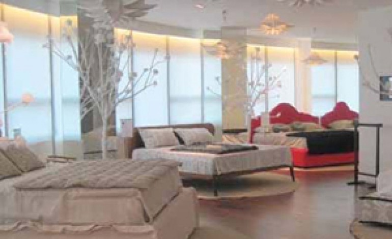 Primo showroom in Cina per Orizzonti