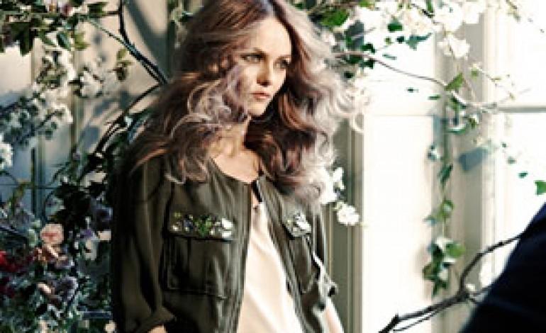 H&M, ecosostenibile col volto di Vanessa Paradis