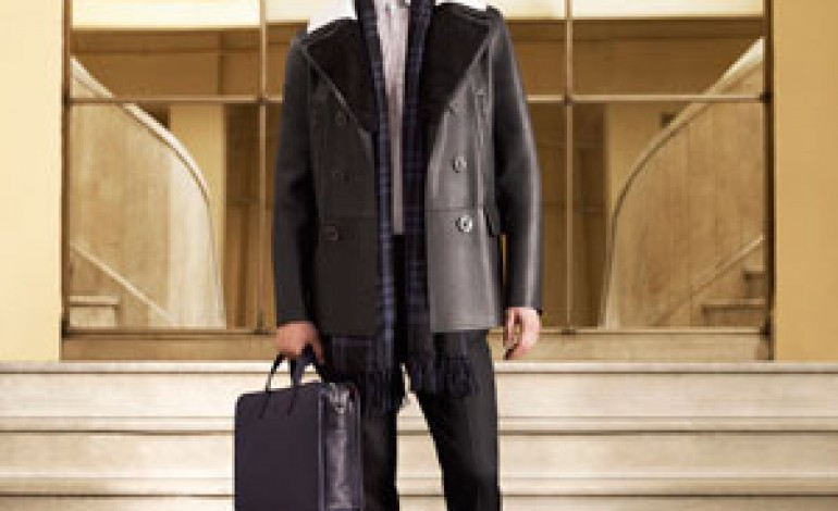 Loewe presenta a Parigi la collezione uomo A/I 2013