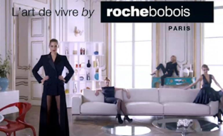 Jubilation, primo spot tv per Roche Bobois