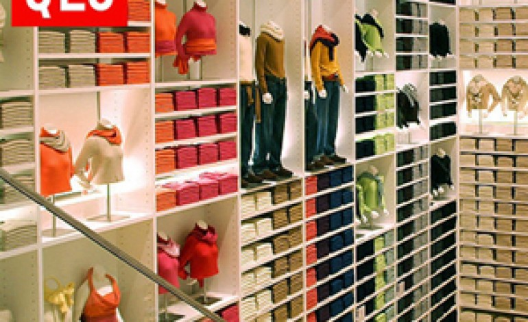 Uniqlo cresce in India con Arvind