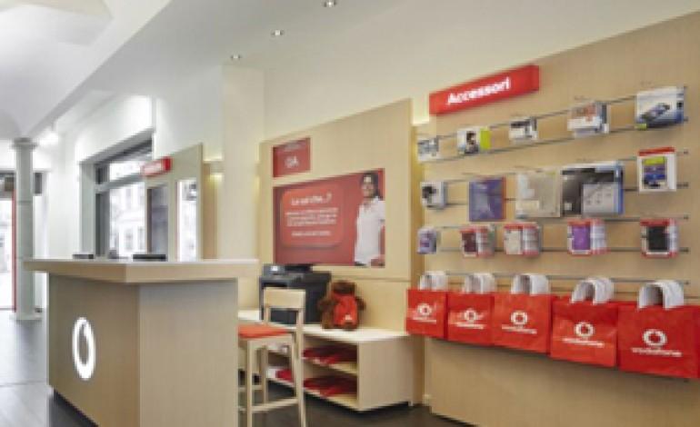 Lema torna con Vodafone nei nuovi store