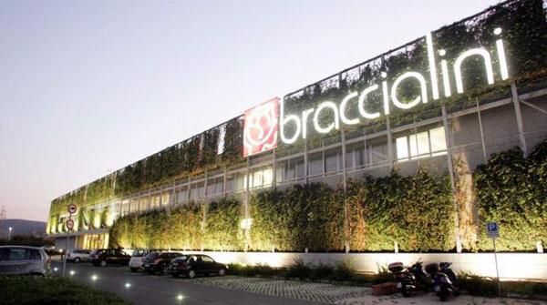 La sede di Braccialini a Scandicci