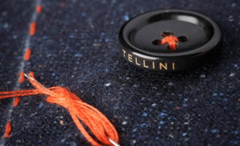 Alessandro Tellini affida a Textura il proprio marchio