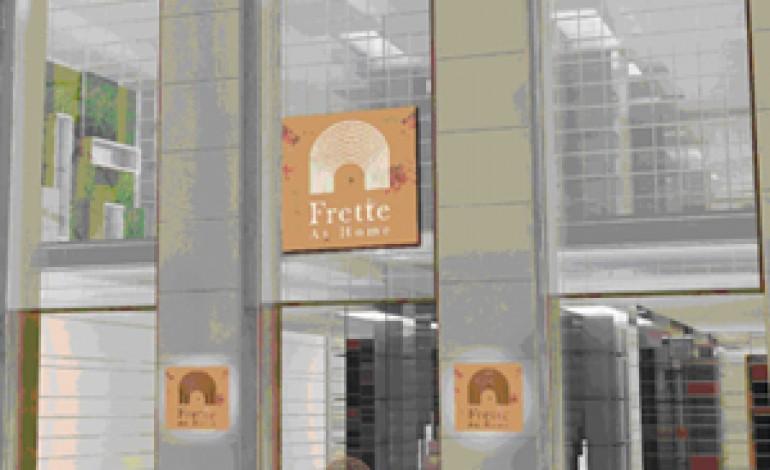 A Milano il primo store Frette At Home