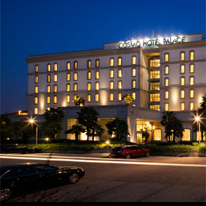 Nuovo hotel di lusso a milano il cosmo del gruppo for Hotel nuovo milano