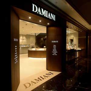 Damiani boutique - Peninsula Shanghai