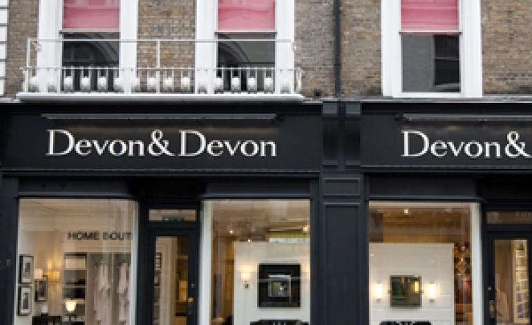 Devon&Devon a Londra con il primo store inglese