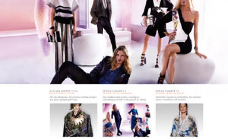 Etro debutta nell'e-commerce, è online il web store
