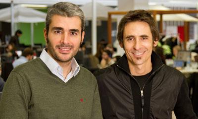 JMVillanueva e Lucas Carnè