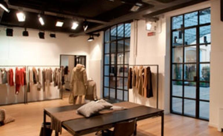 Nuovo look per lo showroom di Miroglio