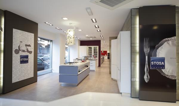 Stosa Cucine apre a Milano – Pambianco Design
