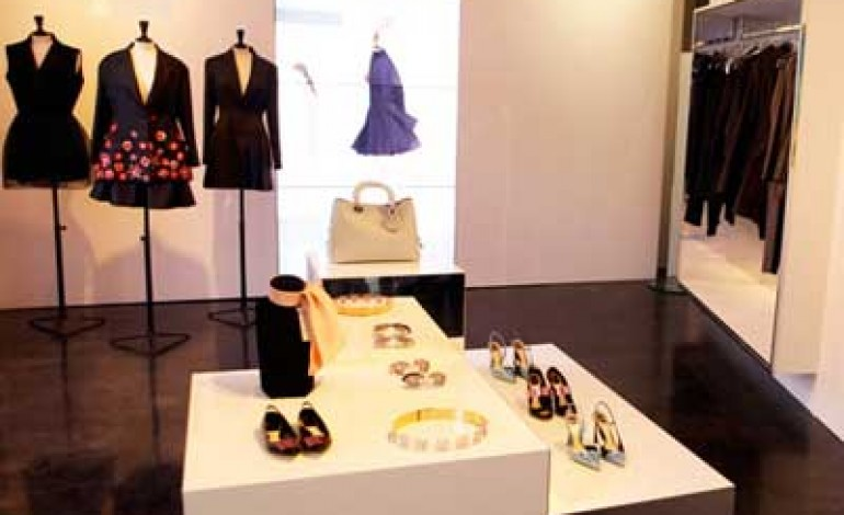 Dior, il dopo Galliano in un pop-up