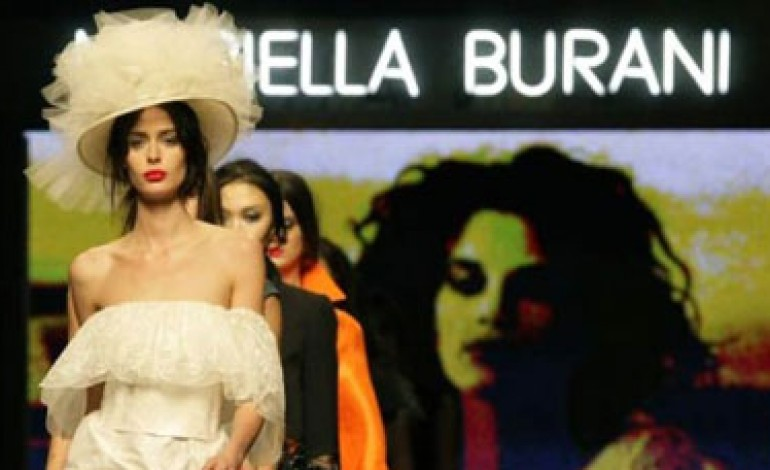 Mariella Burani, fine dell'impero