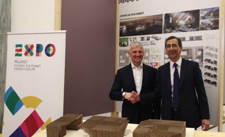 Illycaffè e Expo 2015 insieme per il Cluster caffè