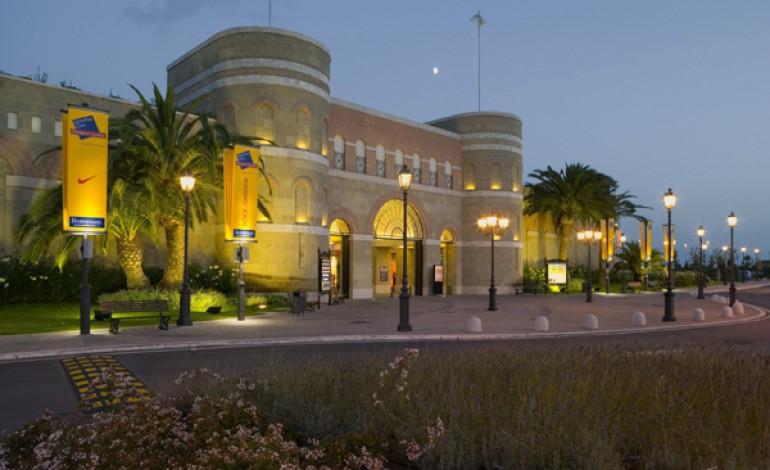 43 nuovi negozi per l'outlet di Castel Romano