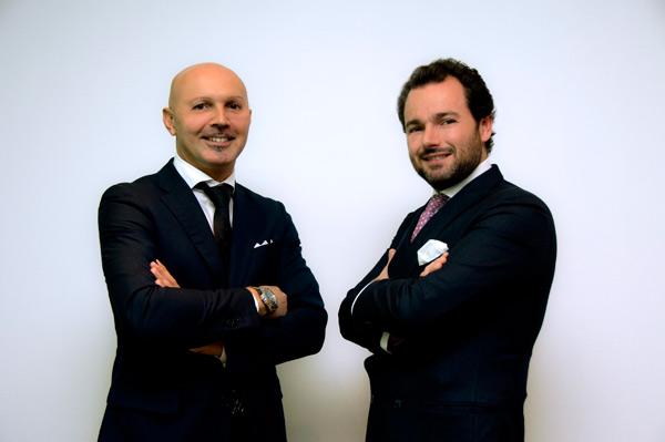 Luigi Contessi e Roberto Boscolo