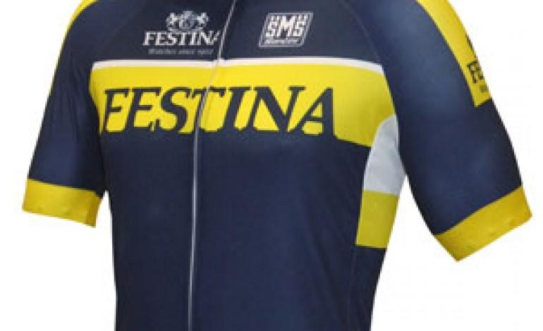 Festina e Santini Maglificio Sportivo firmano una linea per ciclisti
