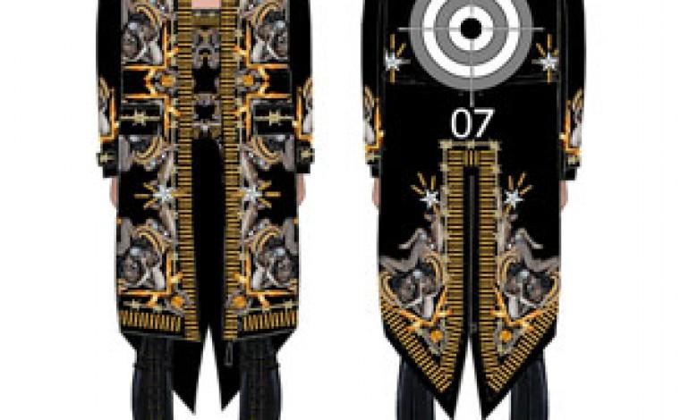 Givenchy by Tisci veste il nuovo tour di Rihanna