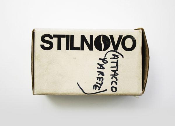 """La foto della """"scatola Stilnovo"""" che vuole rappresentare metaforicamente un contenitore di idee nella quale convergeranno i diversi progetti selezionati dal Comitato scientifico."""