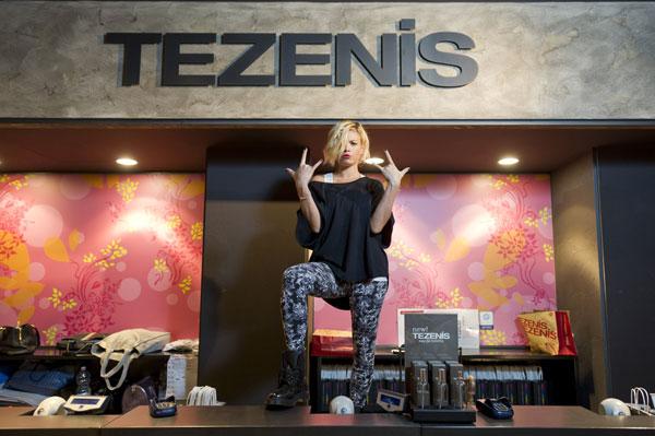 Emma Marrone per Tezenis