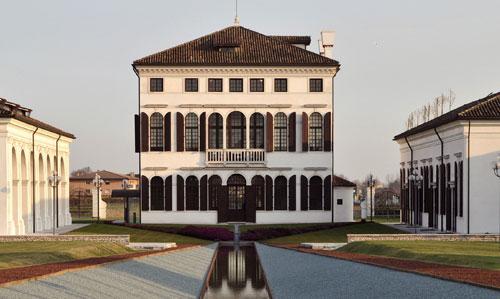 La sede di Benetton group