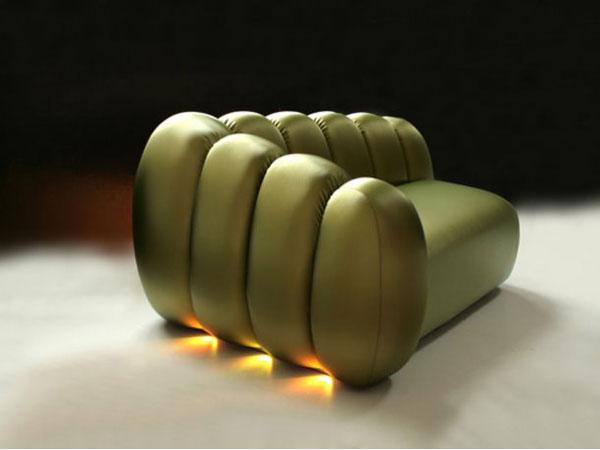 Eye Catching Contemporary Furniture By Rossi di Albizzate