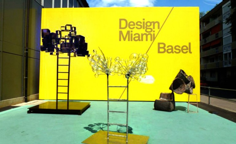 A Basilea in mostra 50 gallerie di design