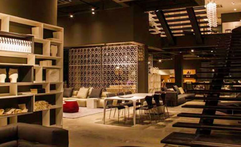 Nuova location per il B&B Italia store a Bangkok