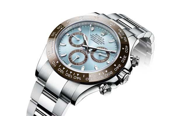 Rolex - Cosmograph Daytona Platinum