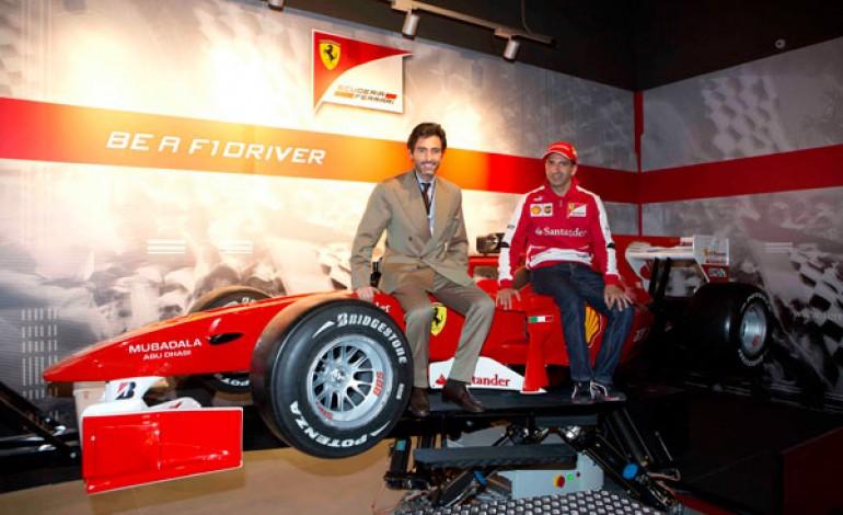 Ferrari Store debutta alle porte di Madrid