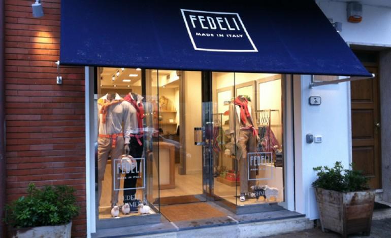 Fedeli arriva in Versilia